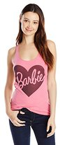 Barbie Junior's Plastic Graphic Tank