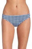 Tommy Bahama Women's Gingham Bikini Bottoms