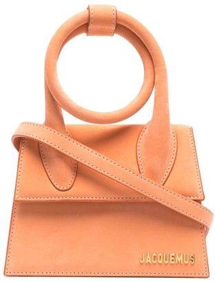 Jacquemus Le Chiquito Noeud tote bag