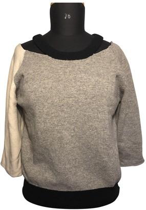 Tata-Naka Grey Wool Knitwear for Women