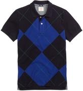 Brooks Brothers Argyle Polo Shirt