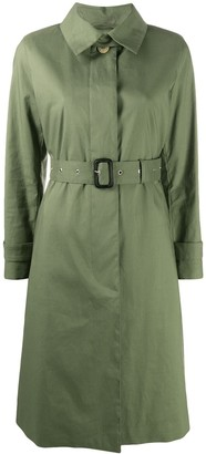 MACKINTOSH Rosin belted trench