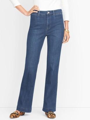 Talbots Flare Jeans - Genuine Dark Wash