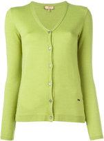Fay classic cardigan - women - Silk/Wool - S