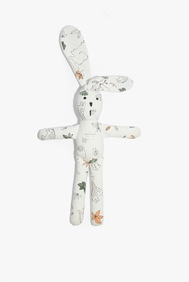 Country Road Organically Grown Cotton Animal Bunny