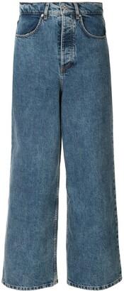 Walk of Shame Wide-Leg Jeans