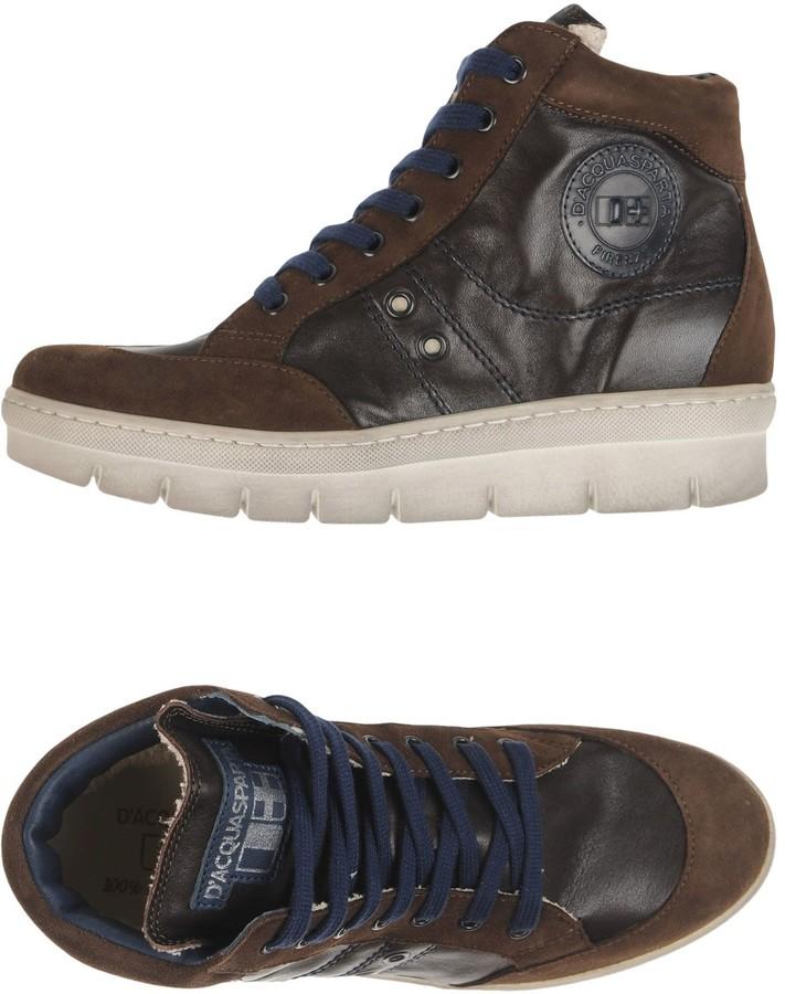 D'Acquasparta D'ACQUASPARTA High-tops & sneakers - Item 11192061