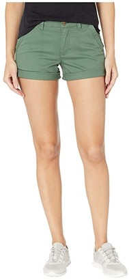 Toad&Co Touchstone Camp Shorts (Duck Green) Women's Shorts