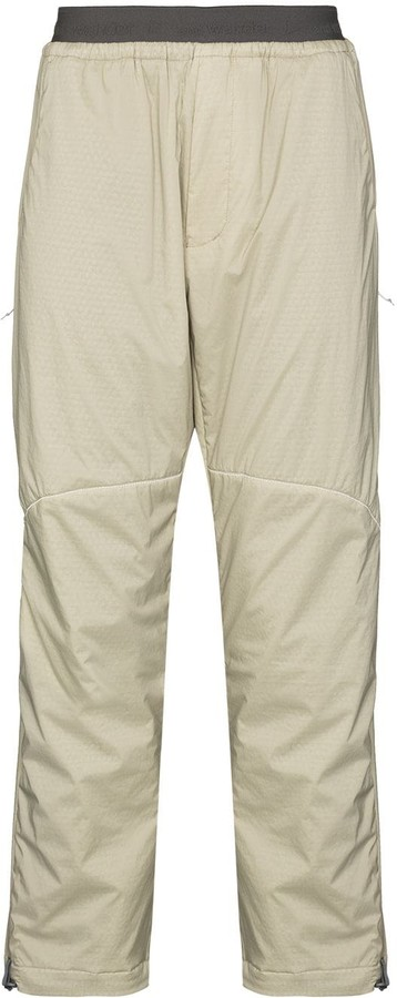and wander Alpha performance trousers