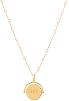 Lulu DK Faith Charm Spinner Pendant Necklace, 18