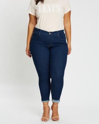 Levi's Curve 310 Plus Shaping Super Skinny Jeans