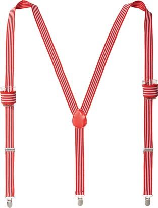 Wembley Men's Holiday Party Suspenders