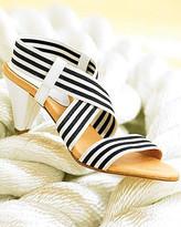Crisscross-Strap Sandal