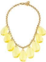 Kate Spade Crystal Drop Collar Necklace