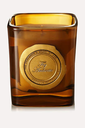 story. The Perfumer's By Azzi Glasser The Perfumer's by Azzi Glasser - Fig Ambrette Scented Candle, 180g - Colorless