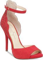 Jessica Simpson Bellona High-Heel Evening Sandals