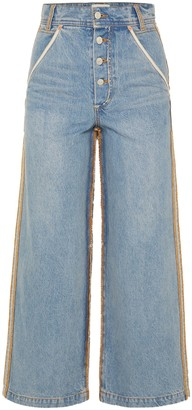 ANDERSSON BELL Denim pants