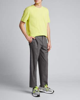 Ovadia Men's Reverse Burnout T-Shirt