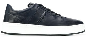 Tod's monogram low-top sneakers
