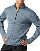 Reebok One Series Running Half-Zip Sweater