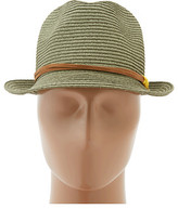 Michael Stars Sueded Banded Fedora