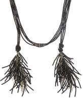 Brunello Cucinelli Bead open necklace