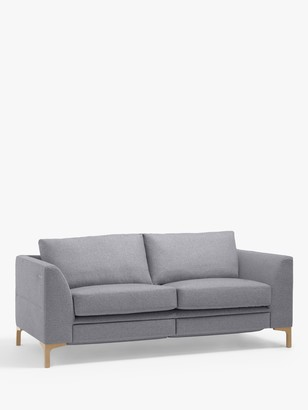 John Lewis & Partners Belgrave Motion Medium 2 Seater Sofa with Footrest Mechanism