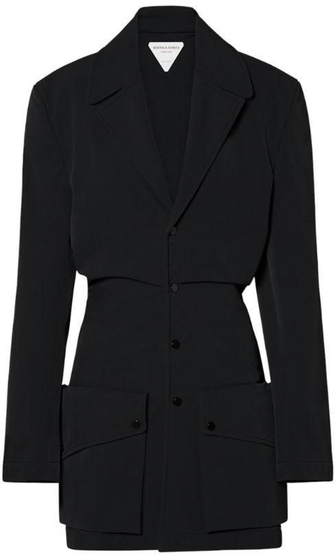 Bottega Veneta Single-Breasted Jacket