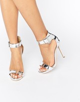 Truffle Collection Truffle 2 Part Heeled Sandals
