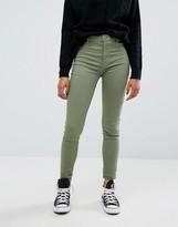 Pull&Bear Mid Waist Skinny Jeans