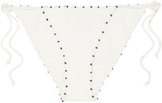 Marysia Swim Saint-tropez Knotted Bikini Briefs