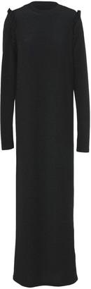 WEILI ZHENG 3/4 length dresses