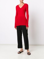 Jason Wu Merino Wool Sweater