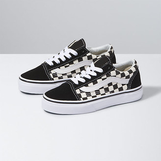 Vans Kids Primary Check Old Skool
