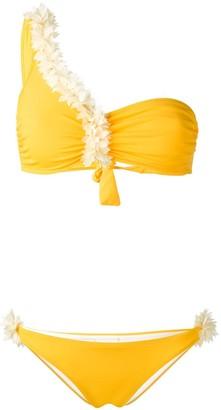 La Reveche One Shoulder Bikini
