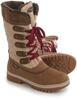 Aquatherm By Santana Canada Moose Winter Boots - Waterproof, Insulated (For Women)