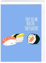 Oliver Bonas Sushi Card