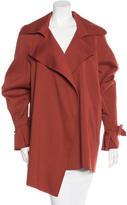 Bottega Veneta Longline Virgin Wool Jacket