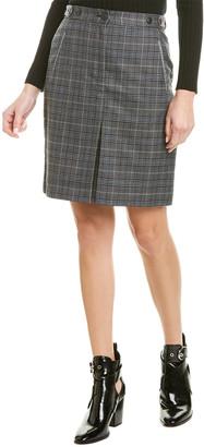 Rag & Bone Meki Wool-Blend Skirt