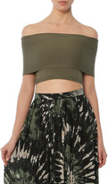 Torn By Ronny Kobo Maarit Crop Top