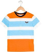 Little Marc Jacobs Boys' Striped Short Sleeve Shirt w/ Tags