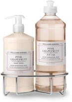 Williams-Sonoma Williams Sonoma Pink Grapefruit Lotion & Dish Soap, Classic 3-Piece Set