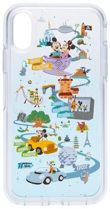 Disney Park Life iPhone X/XS Case by Otterbox Walt World
