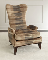 Ambella Beckerman Wing Chair