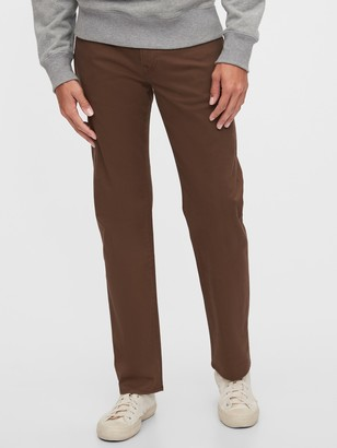 Gap Soft Wear Straight Jeans with GapFlex