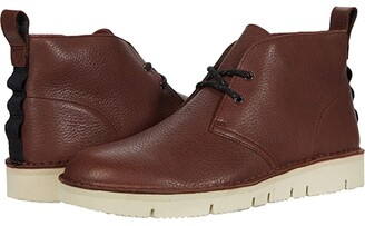 Clarks Desert Boot 2.0 (Burgundy Leather 2) Men's Shoes