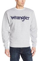 Wrangler Authentics Men's Basic Sweatshirt