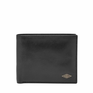 Fossil Men's Ryan Rfid Blocking Leather Passcase Wallet