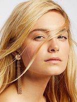 Free People Downtown Tassel Earrings