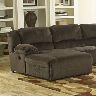 Alcott Hill Malta Left Hand Facing/Right Hand Facing Chaise Lounge Reclining Type: Manual, Orientation: Left Hand Facing